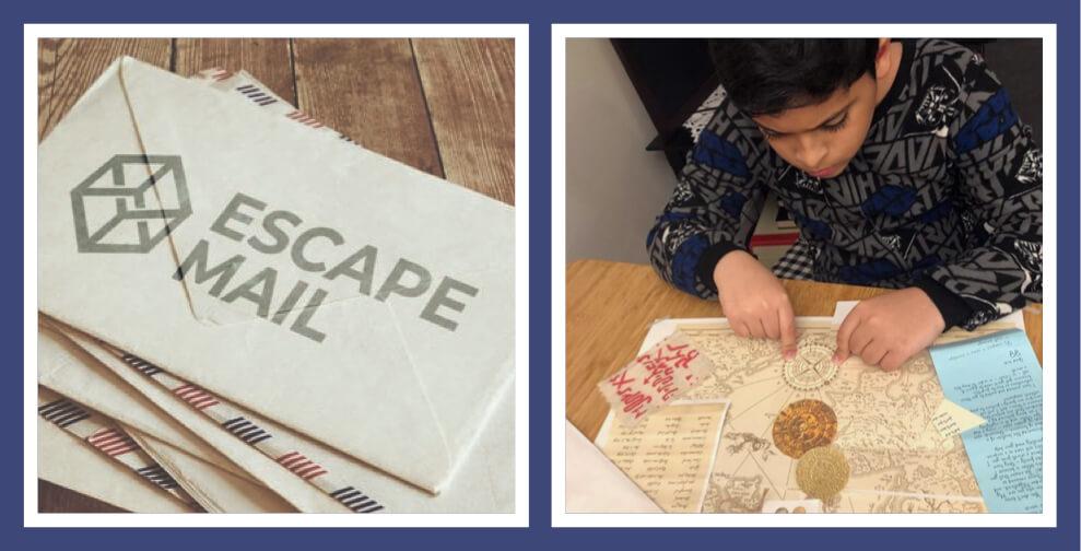 Escape Mail