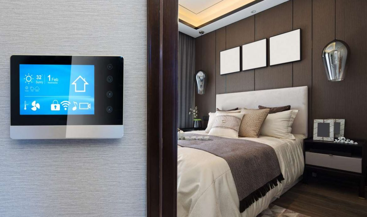 Smart Home Wall Tablet