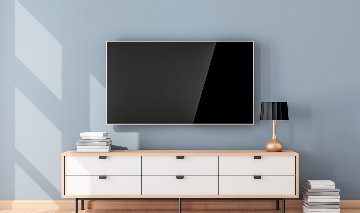 Smart TV installation