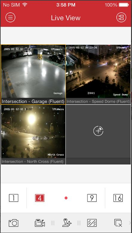 Hikvision Mob App