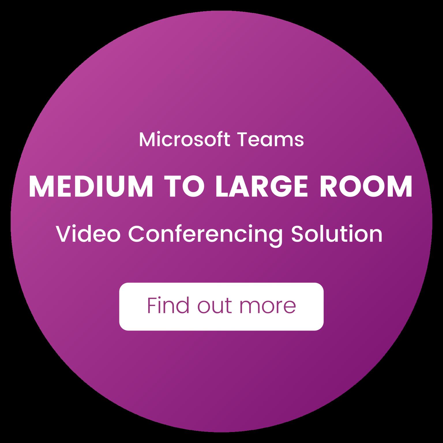Yealink Medium to Large Room Solution