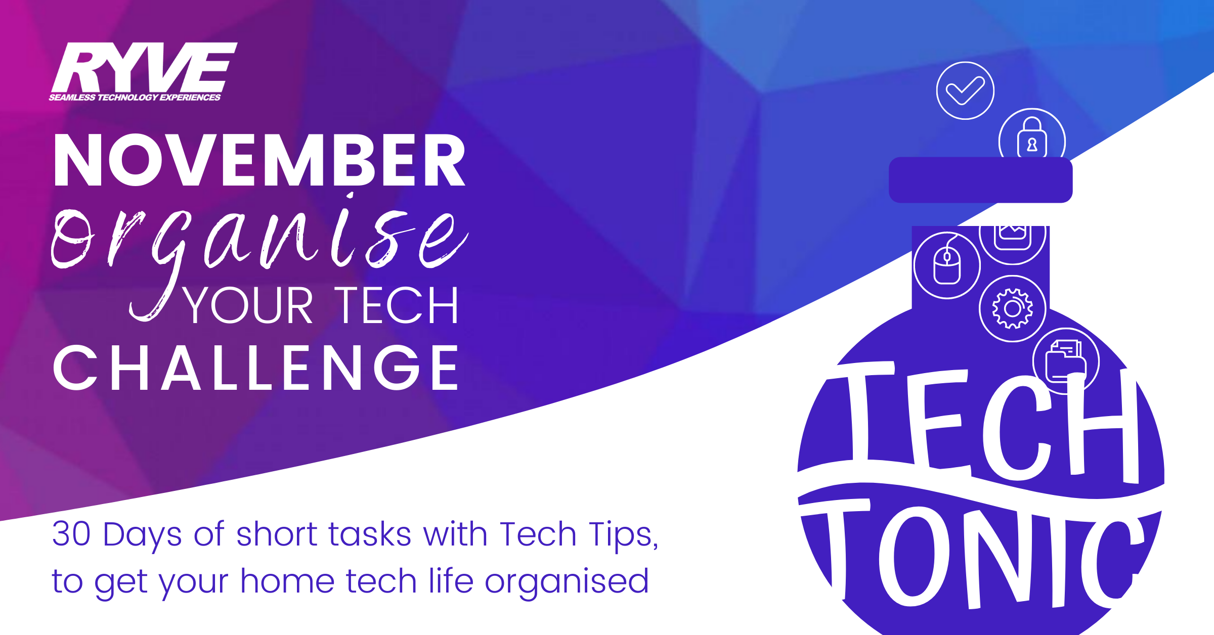 Ryve Tech Challenge November 2020
